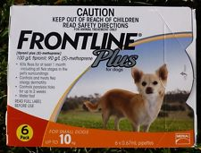 Fake Frontline Plus found on ebay can be very dangerous
